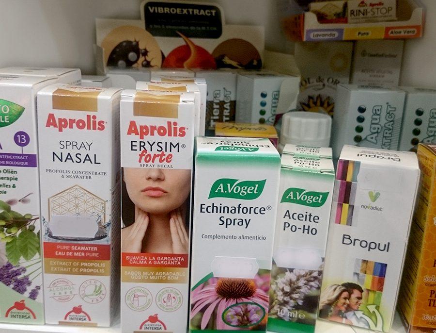 Herbolario en Premdan. ecoespacio, ecotienda premdan, articulos ecologicos, productos de herbes de moli y mas