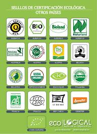 sellos ecologicos europa, certificados