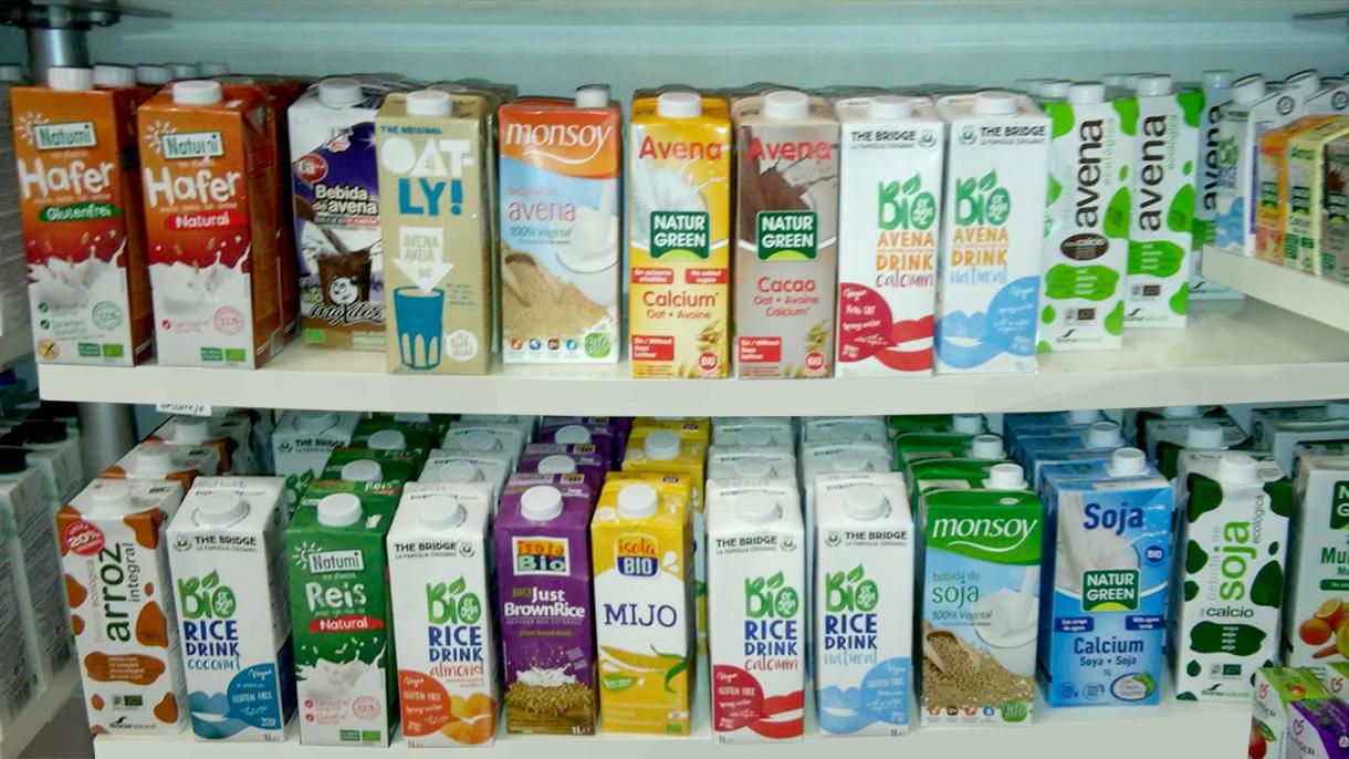 alimentos bebidas vegetales, alimentacion ecologica en premdan ecoespacio